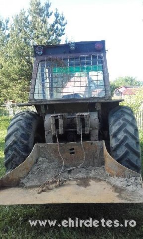 1010 dtc traktor dupla levegos trolival