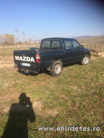 2004 Mazda B 2 5 Tdi 4x4 platós beírva HR megyébe