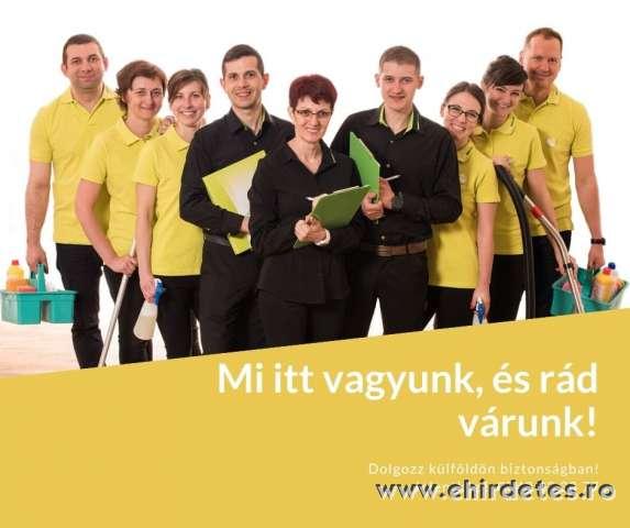 A ClearService csapata szállodai takarítókat alkalmaz Németországba
