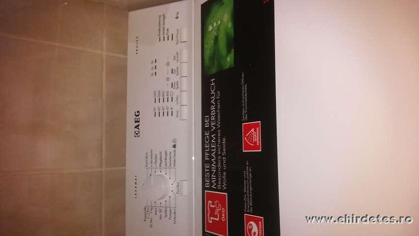 AEG felültöltös mosógép