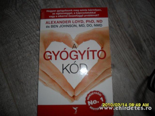 Alexander Loyd és Ben Jonson  A GYÓGYITÓ KÓD
