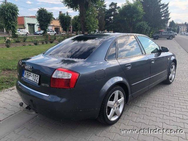 Audi A4 2002 1 9 TDI