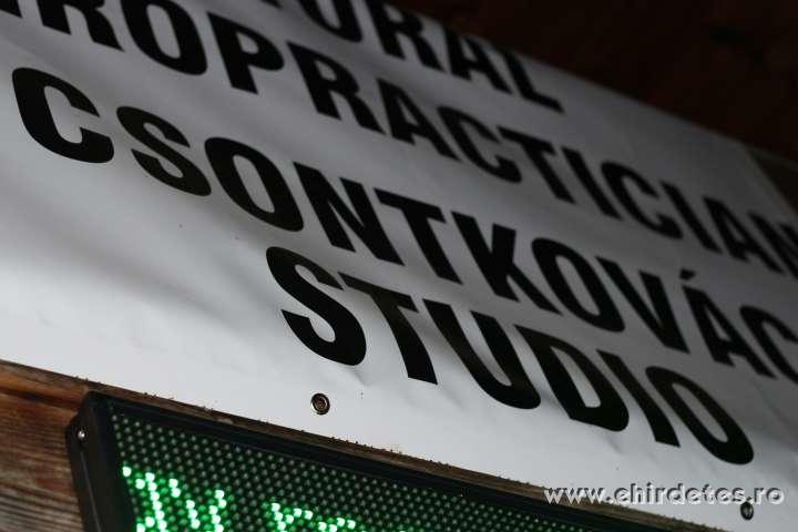 Csontkovács Studio Kézdivásárhelyen