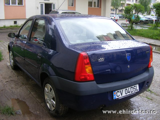 Dacia Logan 15DCI