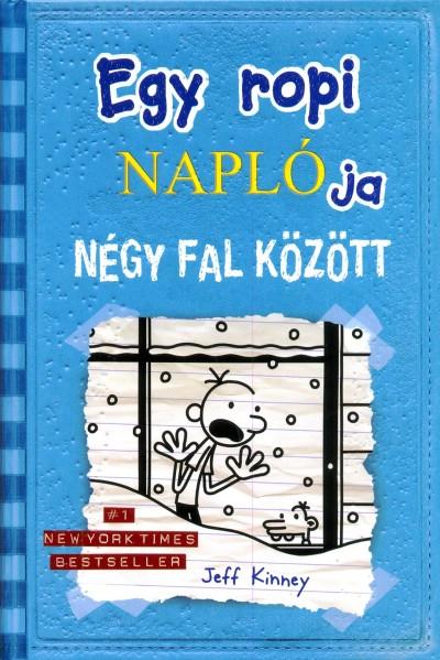 VADONATÚJ Egy ropi naplója ifjúsági könyvsorozat