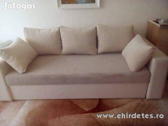 Eladó a képen látható bonel rugós 2 részes kanapé - otthon, kert ...
