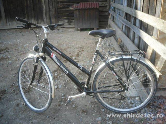Eladó City Bike bicikli