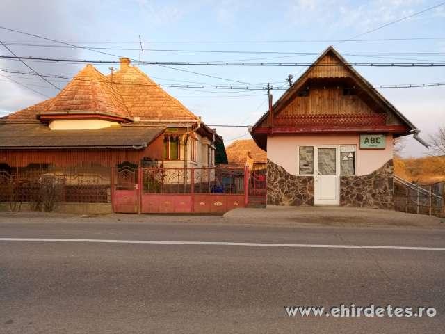 Eladó családi ház Nyárádszentlászlon