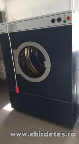 Eladó gázüzemű ipari szárítógép Miele