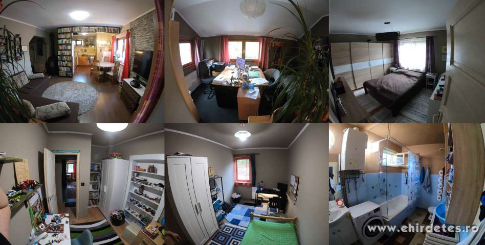 Eladó két lakrészes családi ház Székelyudvarhelyen