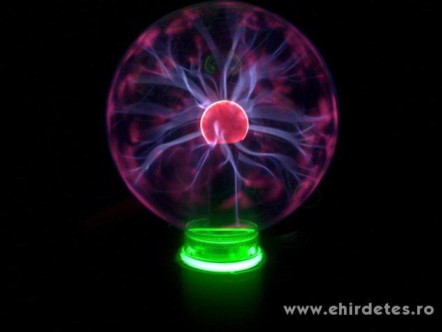 Eladó Mágikus Plazma világító gömb