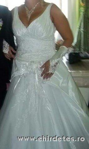 63568cdca9 Elado menyasszonyi ruha - ruha, divat - női ruházat apróhirdetések