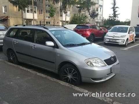 Elado Toyota Corolla Wagon