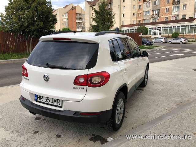 Elado VW Tiguan 2008