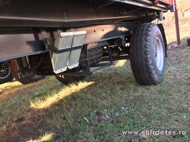 Extra kedvezménnyel AKCIÓS áron eladó 9 tonnás mezőgazd pótkocsi