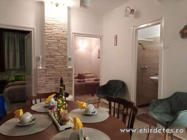 Hajdúszoboszló Edit Ház 2 különálló apartman kiadó szállás