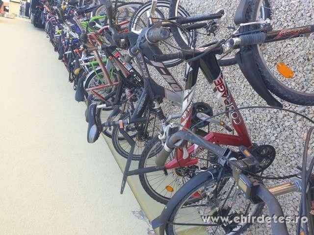 használt kerékpárok eladók