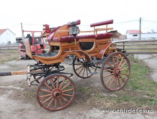 Hinto lovaskocsi