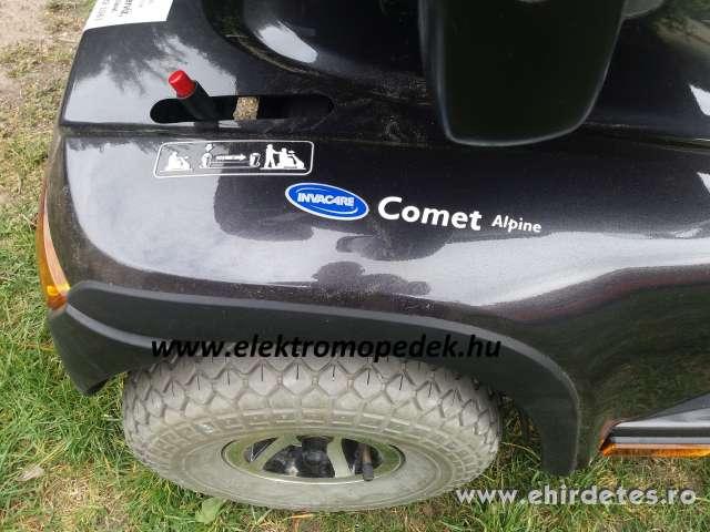 Invacare Comet Alpine Garanciával