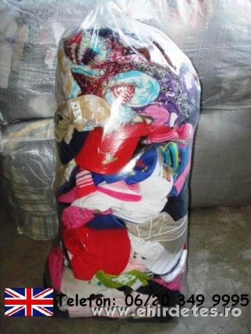 Minőségi Angol használtruha nagykereskedés Diszkont árak