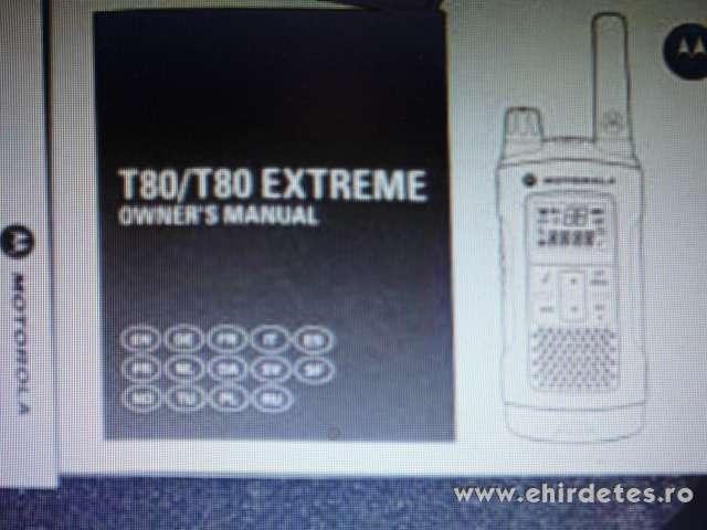 Motorola T80 Cb rádió eladó