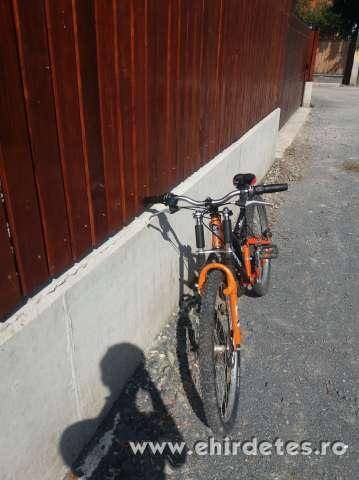 Mountec Pro 3500 duo disc Mountain Bike