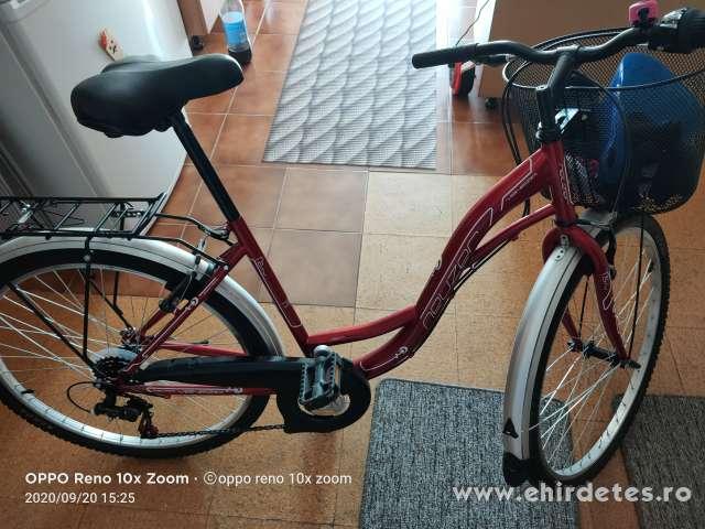 Neuzer uj bicikli
