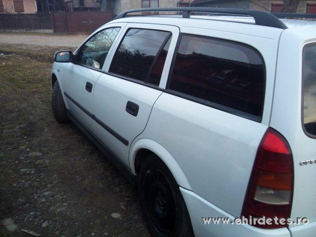 Opel Astra Isuzu motoral 2001 egy tulajdonos kituno allapotban elado