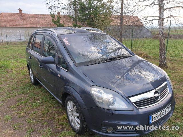 Opel Zafira B Panorama