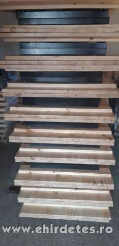 Összecsukható vas lábu asztal a gyártótól