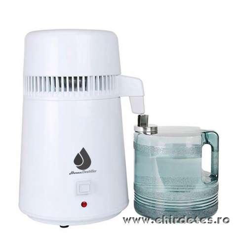 Otthoni vízdesztilláló