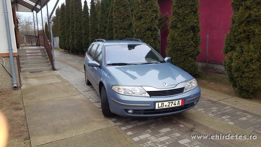 Renault laguna kombi 1 8 benzin 2004 11