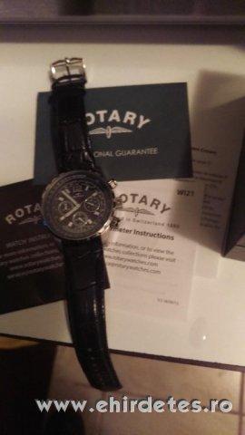 ... Rotary Svájci férfi karóra chronograf szerkezet ... 5b8e1ef0d0