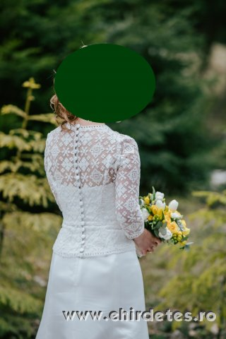 cacf0c714e Saját tervezésű menyasszonyi ruha eladó - ruha, divat - női ruházat ...