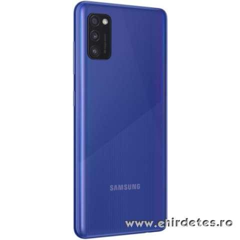 Samsung Galaxy A41 64GB Dual A415FZ Mobiltelefon Kék