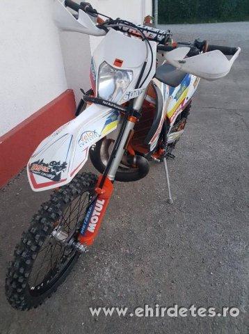 Sixdays 2016 KTM EXC 300