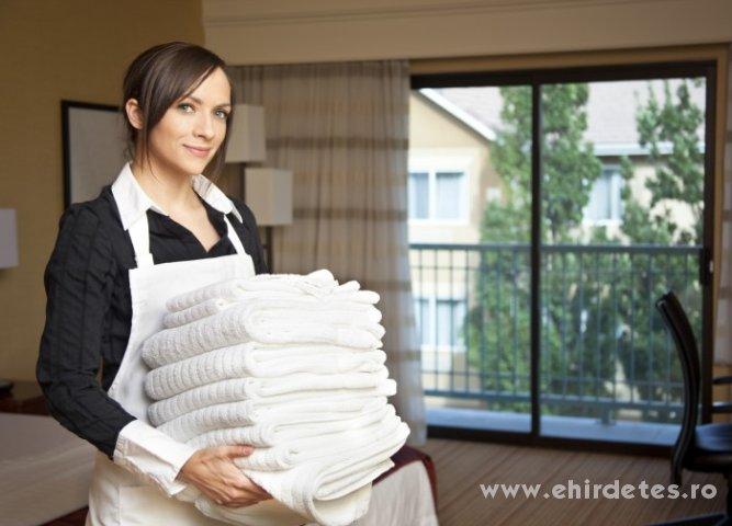keresem a munka, mint egy szobalány