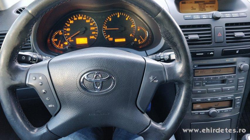 Toyota Avensis T25 Diesel