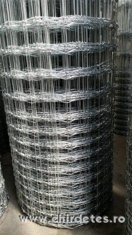 vadháló drótfonat kerítés