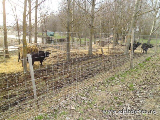 vadháló vadriasztó huzal kerítésdrót építés oszlop