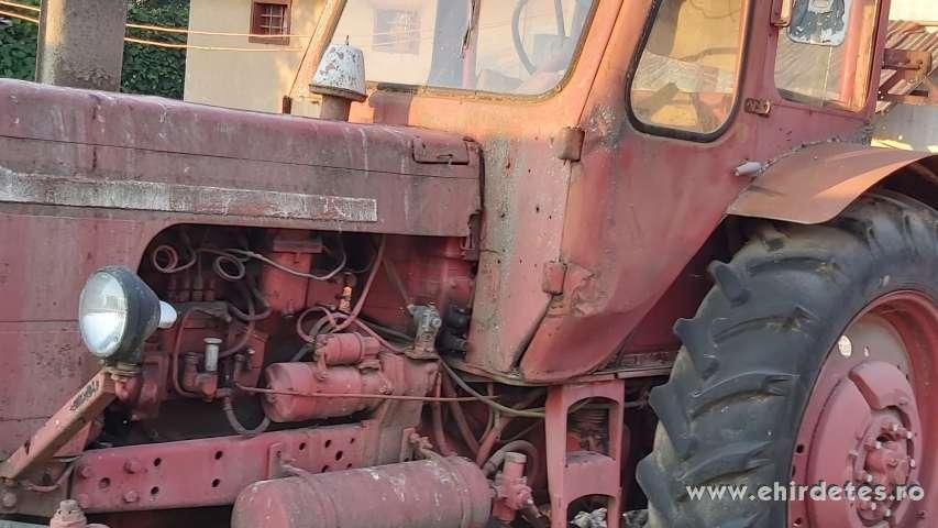 Vand tractor Mtz50