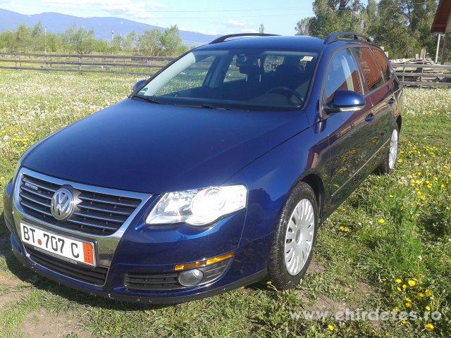 VW Passat 2008 tdi Bluemotion