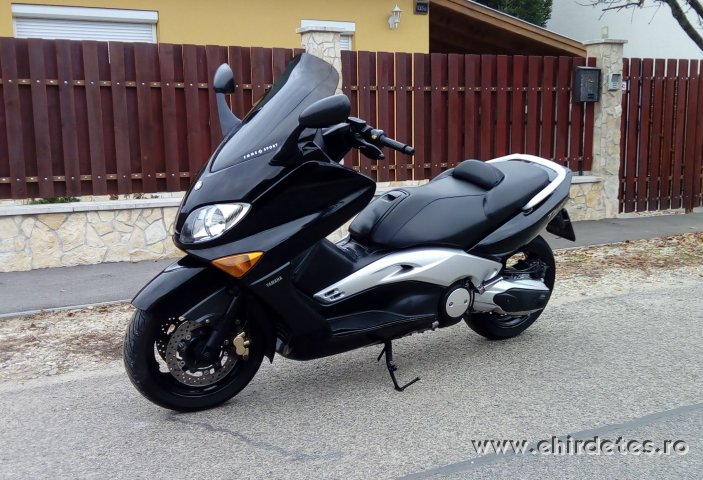 Yamaha TMax 500 ie Digit