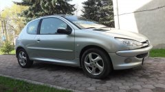 2005 os Peugeot 206 16 HDI