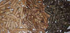 Fűtő és alom pellet