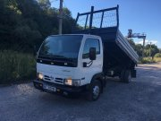 Nissan Cabstar Iveco Daily billencs 30 diesel