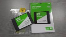 SSD WD Green Series 120GB